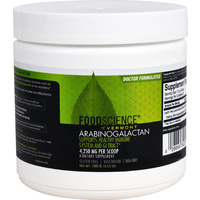 FoodScience of Vermont Arabinogalactan Powder 3.53 oz
