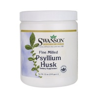 Swanson Premium Psyllium Husk 340gm - Dietary Supplement