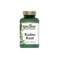 Swanson Premium Kudzu Root 500Mg 60 Capsules - Dietary Supplement