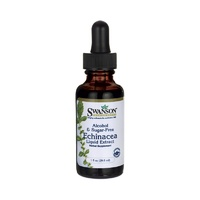 Swanson Premium Echinacea Liquid Extract (Alcohol & Sugar Free) 29.6 ml 1 fl oz