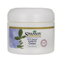 Swanson Premium CoQ10 Cream, 97% Natural 59ml