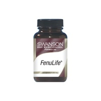 Swanson Best Weight-Control Formulas Fenulife 500 mg, 120 Capsules
