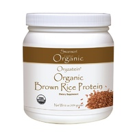 Swanson Organic Organic Brown Rice Protein 1 Lb (454gm)
