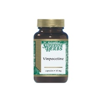 Swanson Superior Herbs Vinpocetine 10 mg 90 Capsules
