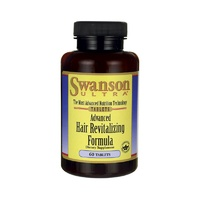 Swanson Ultra Advanced Hair Revitalizing Formula 60 Tablets