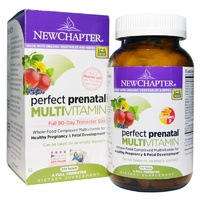 New Chapter, Perfect Prenatal Multivitamin, 270 Tablets