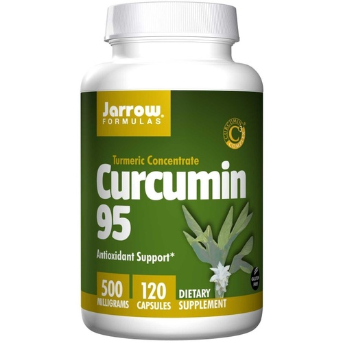 Jarrow Formulas Curcumin 95 500mg 60 Capsules - Dietary Supplement