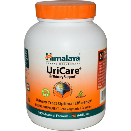 Himalaya Herbal Healthcare, UriCare, 240 VCaps  - Herbal Supplement
