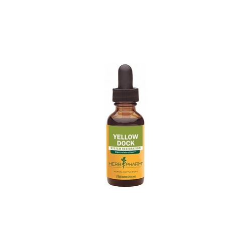 Herb Pharm, Yellow Dock, 29.6 ml, 1 fl oz