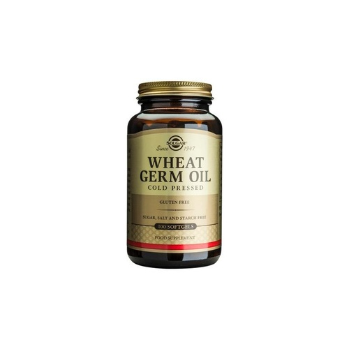 Solgar, Wheat Germ Oil, 100 Softgels