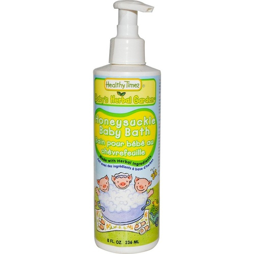 Healthy Times, Baby's Herbal Garden, Conditioner, Honey Suckle, 236 ml, 8 fl oz